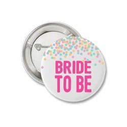 """""""Confetti"""" Κονκάρδα για τη νύφη"""
