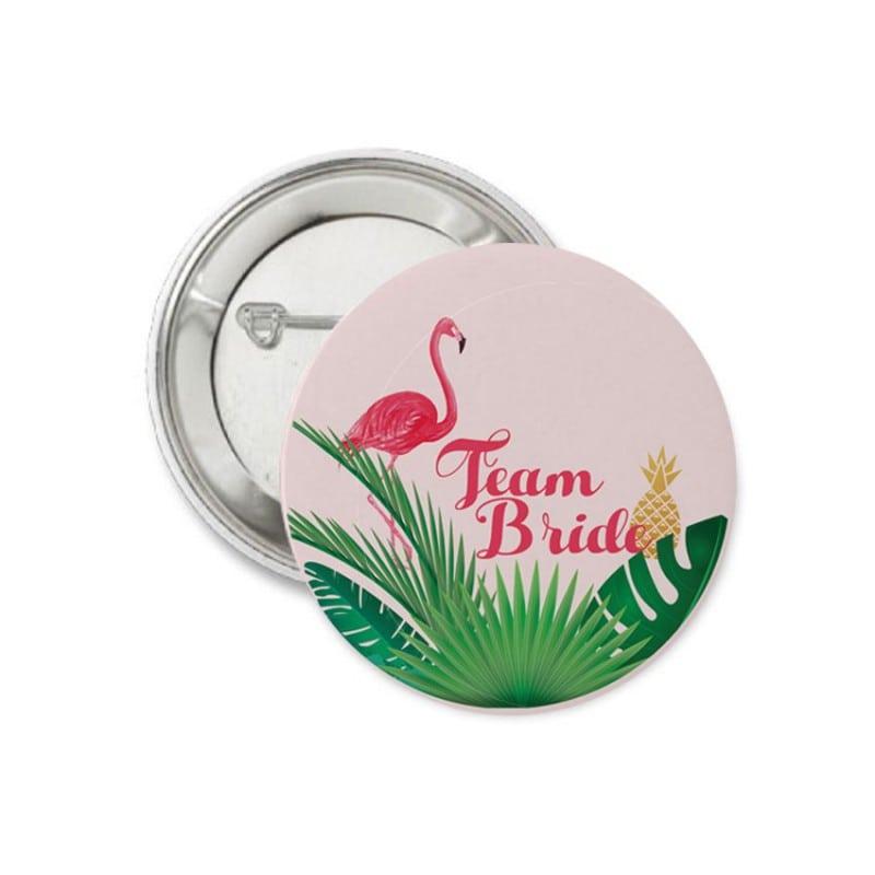 Let's Flamingle Κονκάρδα για τις φίλες της νύφης