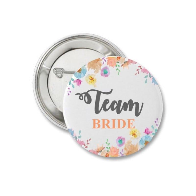 Spring Bloom Κονκάρδα για τις φίλες της νύφης