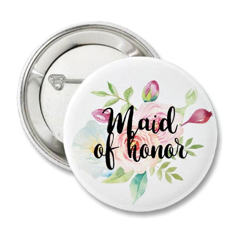"""Floral"" Κονκάρδα για την κουμπάρα"