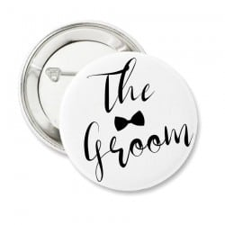 """Fancy Groom"" Κονκάρδα για το γαμπρό"