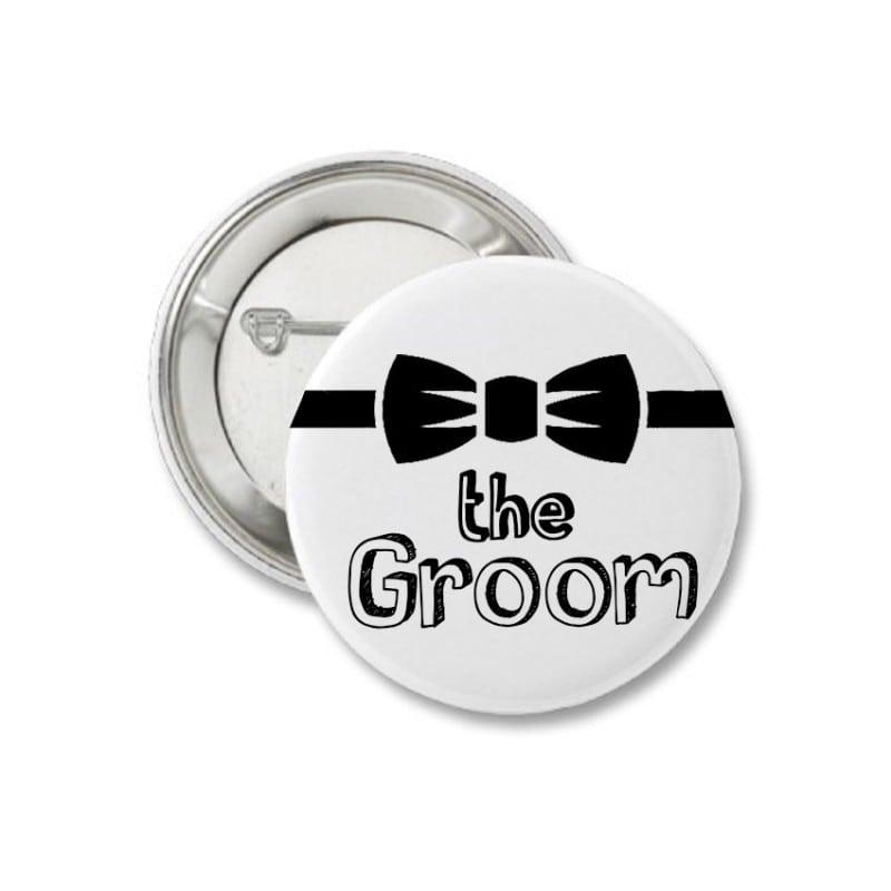The Bowtie Groom