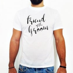 """Fancy Friends"" Bachelor Tshirt για τους Φίλους"