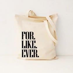 """For.Like.Ever"" Bachelorette Τσάντα"