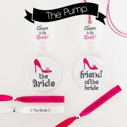 """The Pump"" Candy Bachelorette Kit"