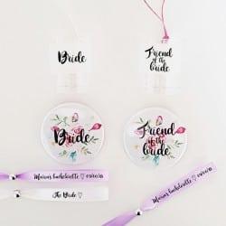 """Floral"" Candy Bachelorette Kit"