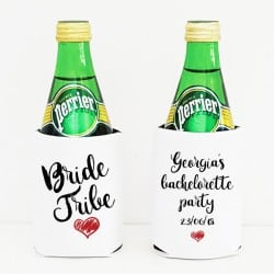 """Tribe Heart"" Cooler sleeve για τις φίλες"