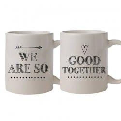 """Good together"" κούπες για το ζευγάρι"