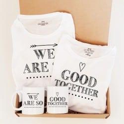 """""""Good together"""" Κουτί γάμου για το ζευγάρι"""