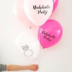 """Bachelorette Party"" Μπαλόνια 12τμχ"