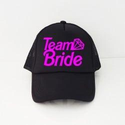 """Team Barbie"" Bachelorette Jockey καπέλο"
