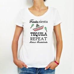 """Tequila"" Tshirt για τις Φίλες της Νύφης"